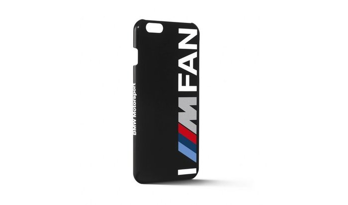 Твърд калъф BMW Motorsport, iPhone 6/6s